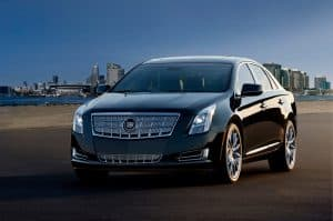 Cadillac XTS Luxury Sedan
