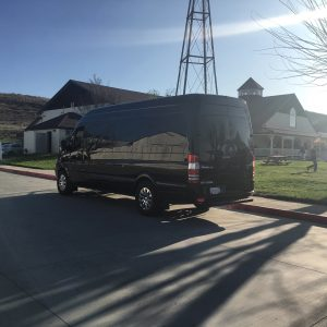 Wine Tour Sprinter Limo