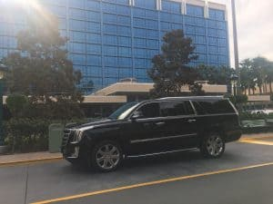 executive car service Orange County