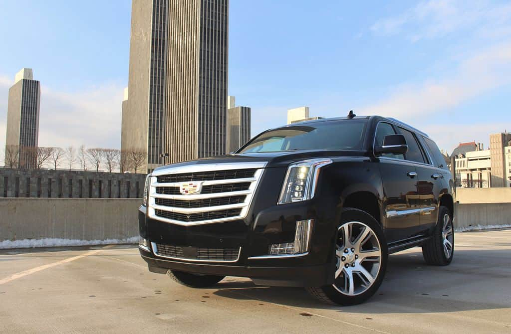 Cadillac Escalade Luxury SUV